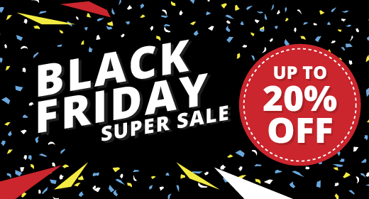 Black Friday Sale | 20% OFF Magento Themes and Get Exciting Gift