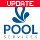 Pool Services HTML website template - ThemeForest Item for Sale