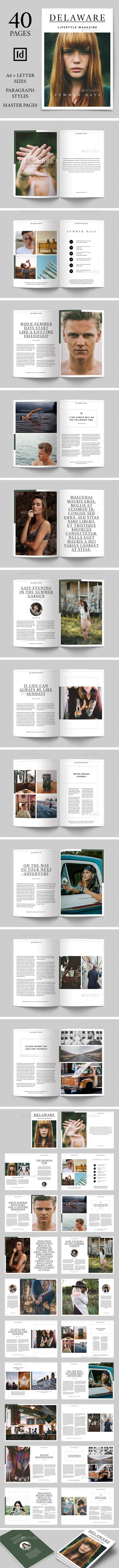 GraphicRiver Delaware Lifestyle Magazine 20994444
