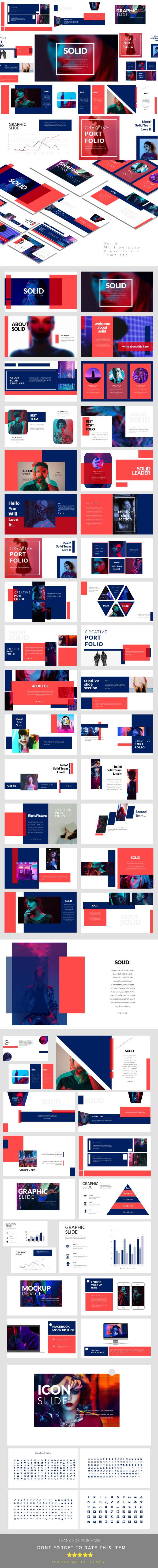 Solid - Google Slide Presentation Templates - Google Slides Presentation Templates