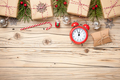 Christmas and New Year decoration background - PhotoDune Item for Sale