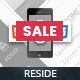 Reside Mobile | Mobile Template