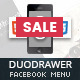 DuoDrawer Mobile | Mobile Template