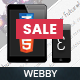 Webby Mobile | Mobile Template