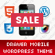 Drawer Mobile | Mobile WordPress Theme - ThemeForest Item for Sale