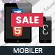 Mobiler Mobile | Mobile Template - ThemeForest Item for Sale
