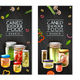 Canned Food Vertical Banners