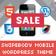 Swipebody Mobile | Mobile WordPress Theme - ThemeForest Item for Sale