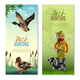 Duck Hunting Vertical Banners - GraphicRiver Item for Sale