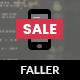 Faller Mobile | Mobile Template - ThemeForest Item for Sale