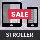 Stroller Mobile | Mobile Template - ThemeForest Item for Sale