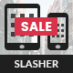 Slasher Mobile | Mobile Template