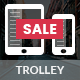 Trolley Mobile | Mobile Template
