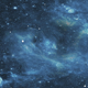 Flight In The Blue Nebula - VideoHive Item for Sale