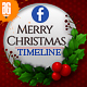 30 Christmas Facebook Covers