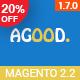 Agood - Responsive Multipurpose Magento 2 Theme - ThemeForest Item for Sale