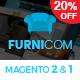Furnicom - Responsive Magento 2 and 1.9 Furniture Theme - ThemeForest Item for Sale