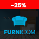 Furnicom - Responsive Multipurpose OpenCart 2.3 and 2.2 Theme - ThemeForest Item for Sale