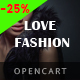 Love Fashion - Responsive Multipurpose OpenCart Theme - ThemeForest Item for Sale