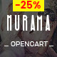 Hurama - Responsive Multipurpose OpenCart Theme - ThemeForest Item for Sale