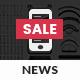 News Mobile | Mobile Template