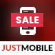 Just Mobile | Mobile Template - ThemeForest Item for Sale