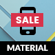 Materialise Mobile | Mobile Template - ThemeForest Item for Sale