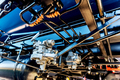Industrial shot of a pipeline. Railway industry - PhotoDune Item for Sale