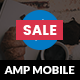 AMP Mobile | Mobile Google AMP Template