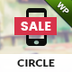 Circle Mobile | Mobile WordPress Theme - ThemeForest Item for Sale