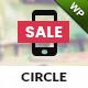 Circle Mobile | Mobile WordPress Theme