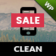 Clean Mobile | Mobile WordPress Theme - ThemeForest Item for Sale