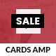 AMP Cards | Mobile Google AMP Template