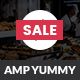 AMP Yummy | Mobile Google AMP Template - ThemeForest Item for Sale