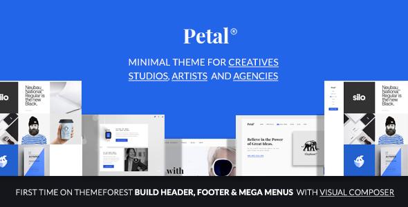 Petal - Creative Portfolio for Freelancer and Agency - Portfolio Creative