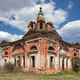 Abandoned old brick church - PhotoDune Item for Sale