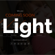 Light - Coming Soon HTML5 Responsive Template