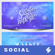 Electronic Music Party vol.36 - Facebook Post Banner Templates - GraphicRiver Item for Sale