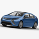 Opel Ampera - 3DOcean Item for Sale