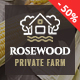 Resewood | Organic Farming WP Theme - ThemeForest Item for Sale
