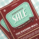 Retro Christmas Sale Flyer - GraphicRiver Item for Sale
