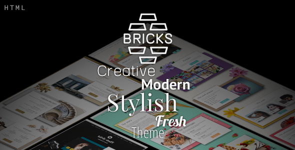Download Simple Bricks - multipurpose html template for cafe, corporation, hotel, portfolio sites with shop.            nulled nulled version