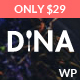 Dina - Restaurant, Bar, Cafe, Food WordPress Theme - ThemeForest Item for Sale