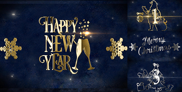 VideoHive New Year and Christmas Countdown 21023728