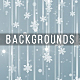 Snowflakes Falling Backgrounds - VideoHive Item for Sale