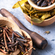 Set of dried medicinal plants - PhotoDune Item for Sale