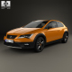 Seat Leon Cross Sport 2015 - 3DOcean Item for Sale