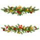 Vector Christmas Fir Decoration