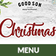 Christmas Menu - GraphicRiver Item for Sale