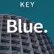 Blue Keynote Presentation